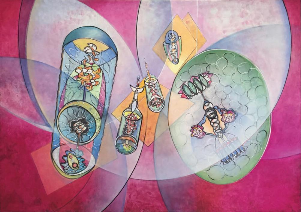 Cells and Petri by Carlos Carulo